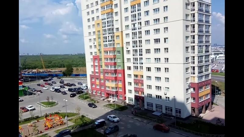 Нижний Новгород сегодня. 16.05.18 нагорная часть города.