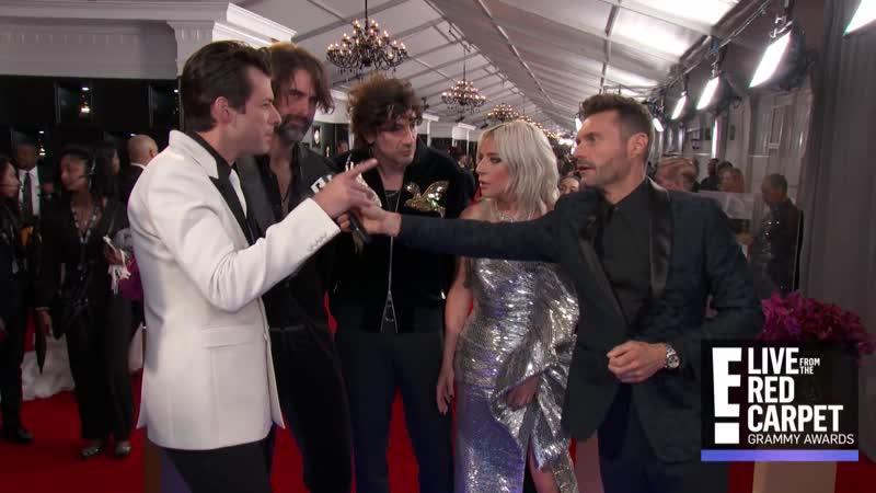 Lady Gaga, Mark Ronson More Celebrate 2019 Grammys Win ¦ E! Red Carpet Award Shows