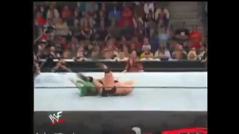 Backlash 2002: Brock Lesnar vs. Jeff Hardy