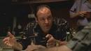 Capos Sitdown With Tony Soprano - The Sopranos HD