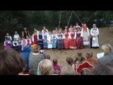 Фестиваль Семейный круг, г. Мышкин, Духовные стихи, ансамбль Веретенце