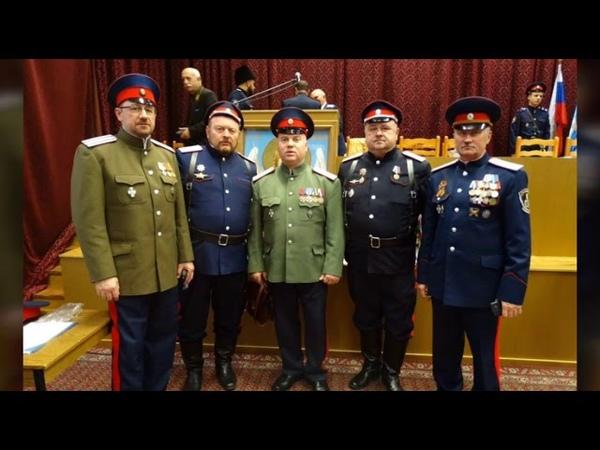 Михайловские казаки Гимн союза Казаков и Войнов