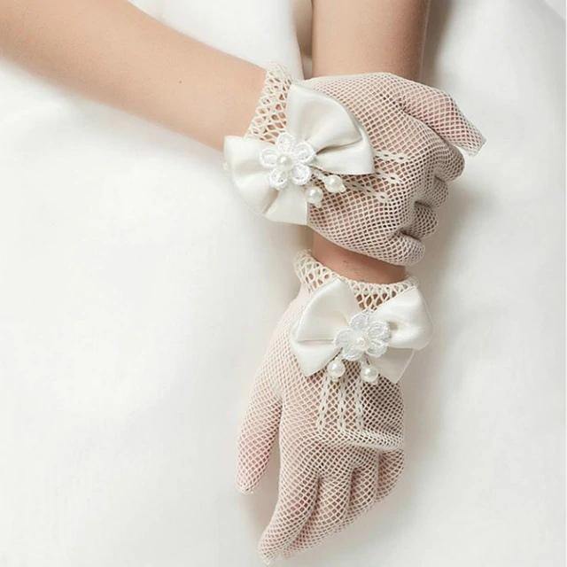 Праздничные перчатки