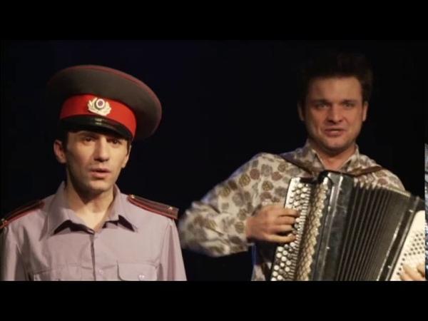 Андрей Кочетков в роли Серёги в спектакле Река. Пьеса и постановка Алексея Паперного (2011)