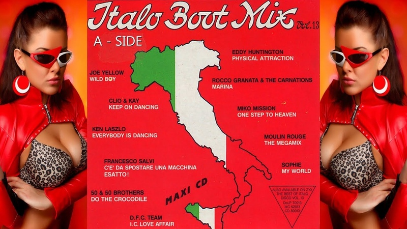 Italo Boot Mix Vol 13a Maxi Single