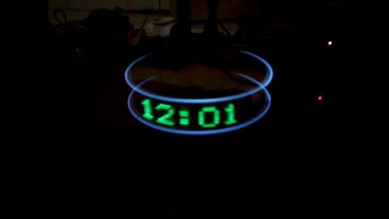 Propeller clock 5