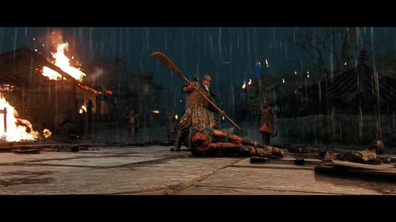For Honor Marching Fire Launch Gameplay Trailer