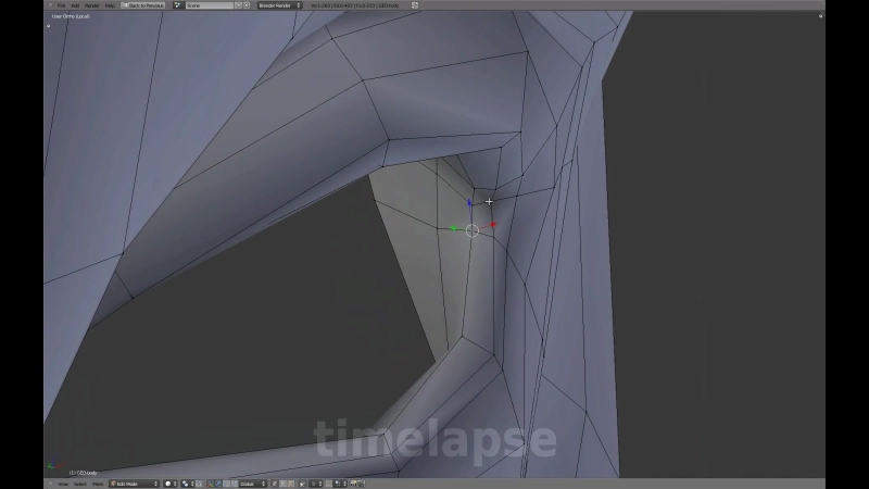 07- Eye Socket Detailing