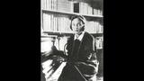 Maria Yudina plays Bach Prelude, BWV 883 1936