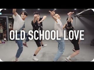 1million dance studio old school love - neiked / eunho kim choreography