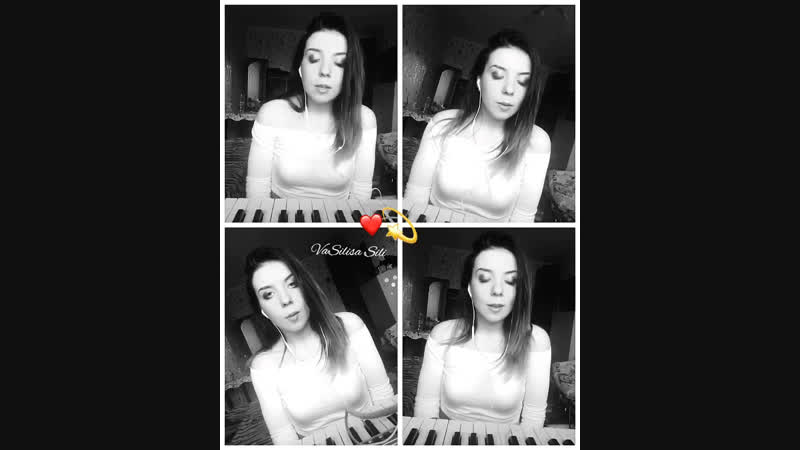 VaSilisa Sili 💫cover Acapella 🎵 Rauf Faik - Я люблю тебя ♥️