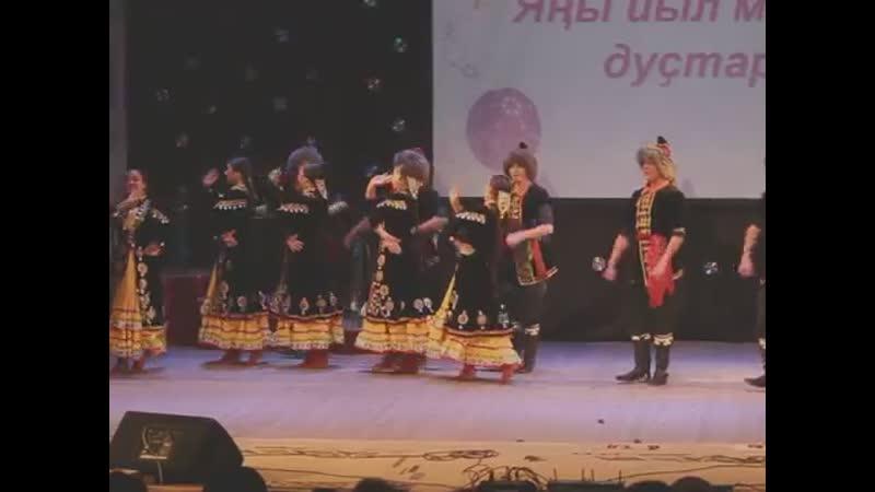 Танец Зарифа - Народный ансамбль танца Ирандык