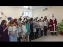 Новогодняя елка... 1-ий класс армянской школы...