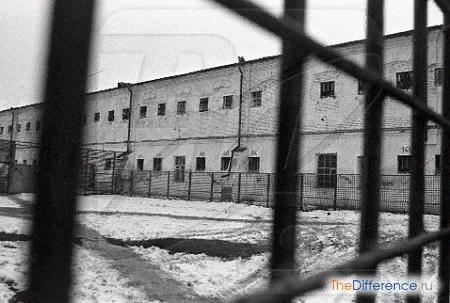 Разница между тюрьмой и зоной