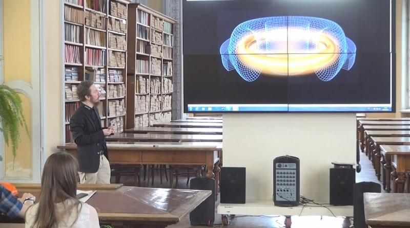 Артур Перевалов: Можно ли создать Солнце на Земле (лекция в СПбПУ)