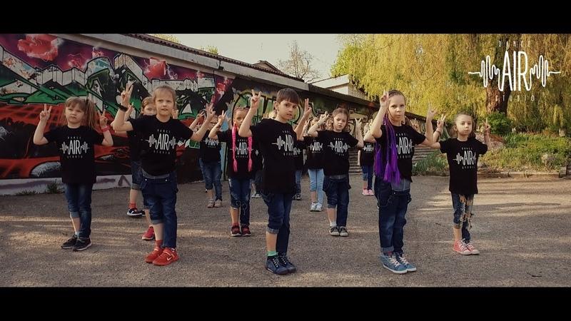 A.I.R. Dance Studio / GRODNO / HIP-HOP BEGINNERS