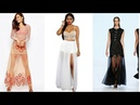FALDAS LARGAS TRANSPARENTES 👗 ¡15 Exclusivos Modelos Moda Fashion Faldas