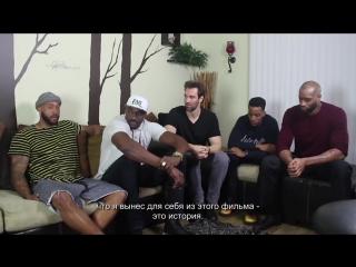 Three seconds American interview by Egor Klimovich