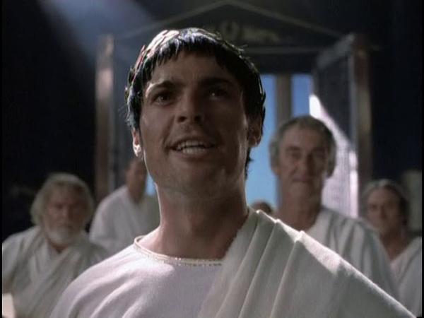 Смерть Юлія Цезаря (Ксена: принцеса-воїн)