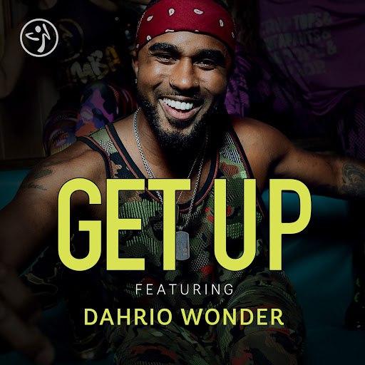 ZUMBA альбом Get Up (feat. Dahrio Wonder)