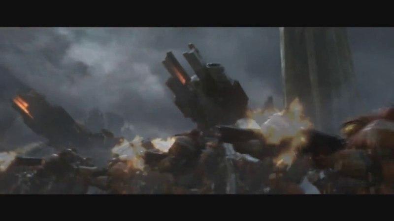 StarCraft 2 GMV - (music) Colossal Trailer Music - No Mercy