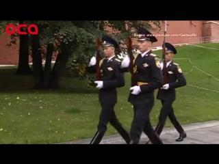 Президентский полк: 5 ачинцев попали в престижные войска
