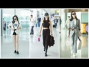 Victoria Song f(x) Best Airport Fashion 2017