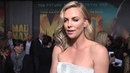 Mad Max Fury Road Charlize Theron Exclusive Premiere Interview