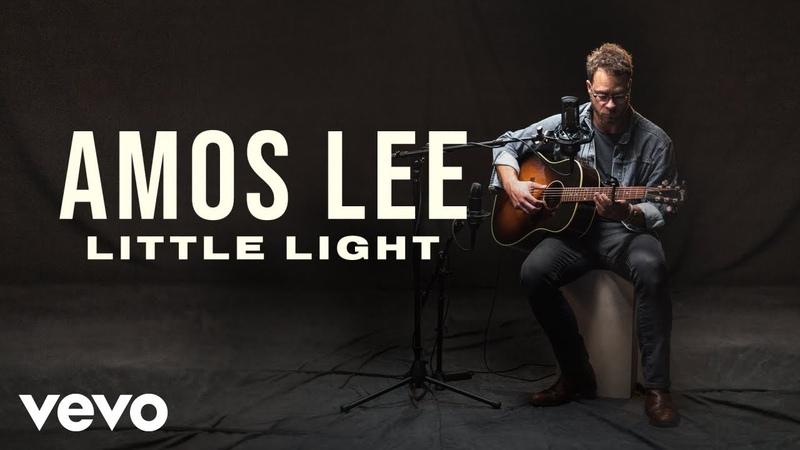 Amos Lee - Little Light Official Performance | Vevo macj.ru