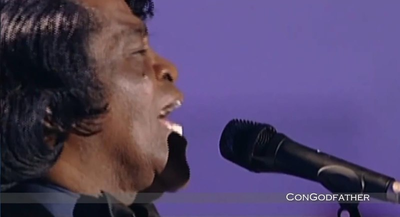 Luciano Pavarotti James Brown - It's a man's world