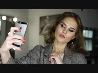 Макияж для идеального Selfie #Elmodelgroup_school #Luxvisage