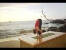 Nicki Doane 20 min Vinyasa yoga Back bending flow