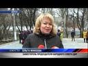 В Донецкий санаторий привезли игрушки и восстановили беседку для детей