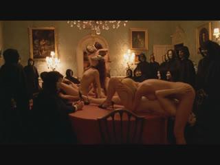 Оргия крови (эротический фильм ужасов практически порно кино про групповой секс вампиров 2010)