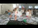 Детский праздник Бумажное шоу 2