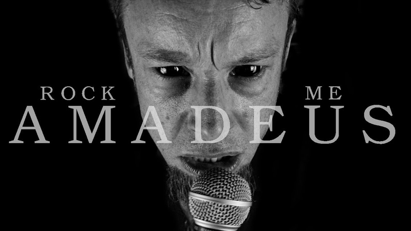 Rock Me Amadeus (metal cover by Leo Moracchioli)