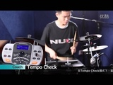 NUX DM 4 electronic drum demonstration video