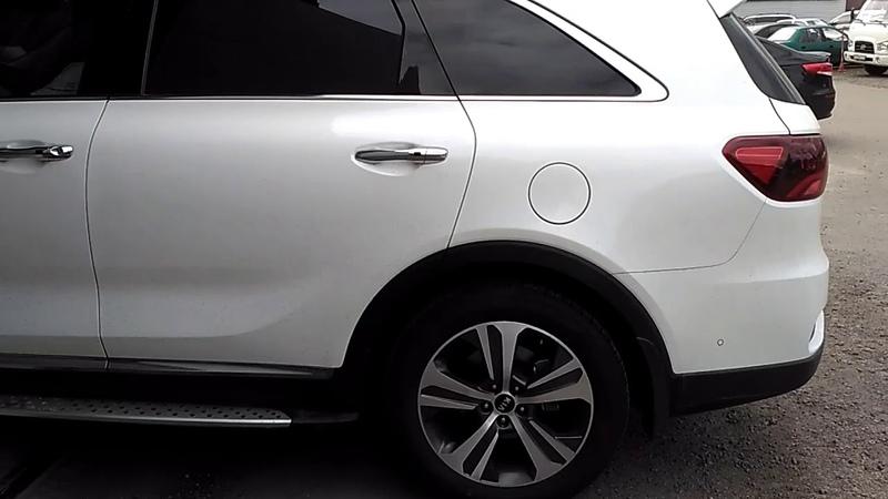 Увеличение клиренса любых авто! Kia Sorento PRIME UM