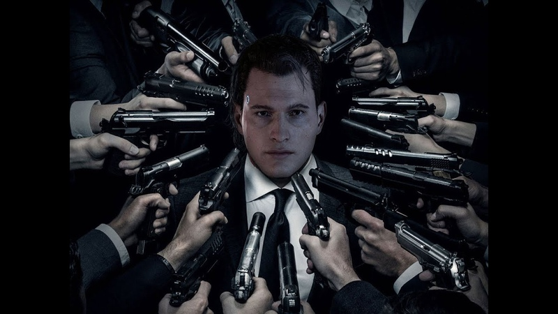 Connor goes John Wick mode Detroit Become Human