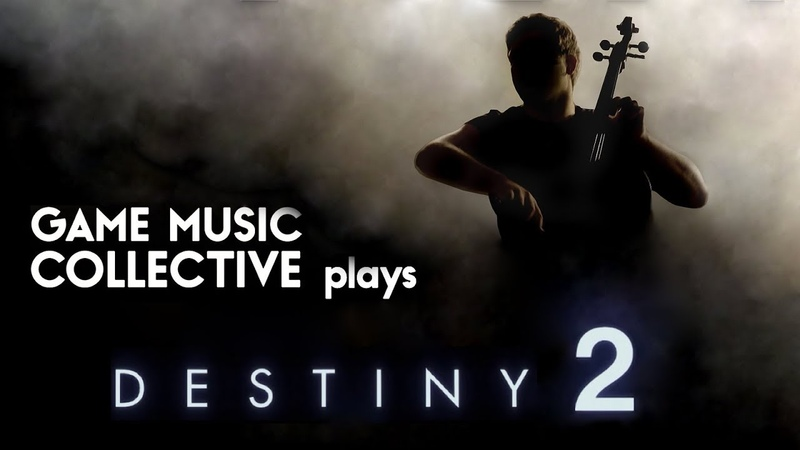DESTINY 2 Journey - EPIC ORCHESTRAL Live Performance by Game Music Collective feat Euga Male Choir