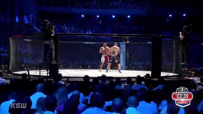 KSW Free Fight_ Karol Bedorf vs Mariusz Pudzianowski