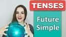 Future Simple (Будущее Простое) 🔮 - Грамматика для начинающих - English Spot