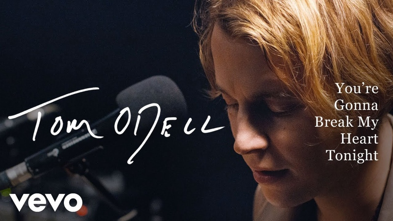 Tom Odell - You're Gonna Break My Heart Tonight (Live)   Vevo Official Performance