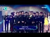 Награда The Boyz - New Hallyu Rookie Award на Soribada Awards 2018