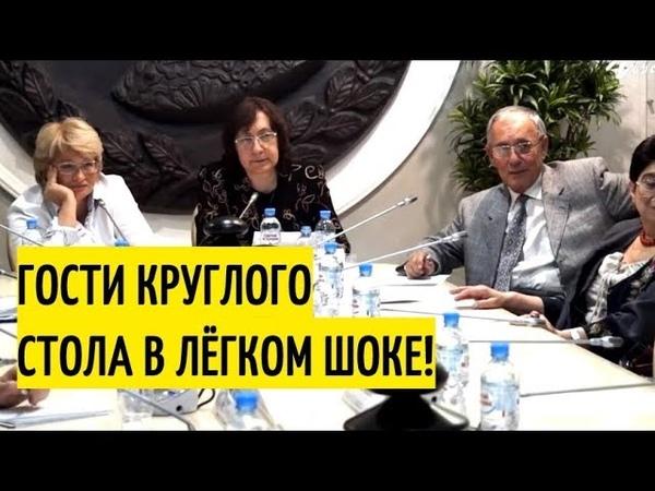 Речь от сердца Выступление Михеева о ПЕНСИОННОЙ РЕФОРМЕ произвело ФУРОР среди экспертов