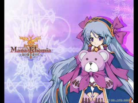 Mana Khemia : Alchemist of Al-Revis OST : Ghost Girl for Mana Khemia