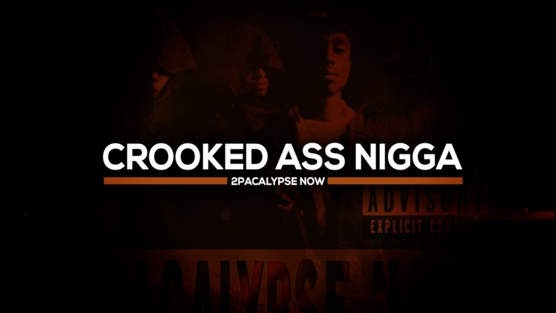 2Pac feat. Stretch - Crooked Ass Nigga | Хитрый засранец » Freewka.com - Смотреть онлайн в хорощем качестве