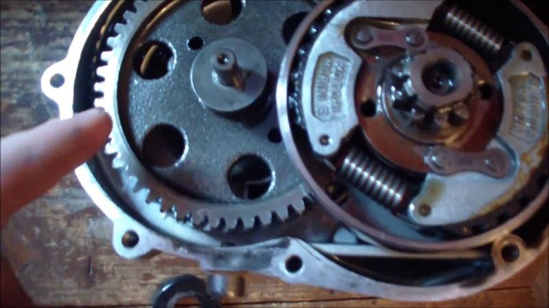 Обзор двигателя Morini Franco S5E