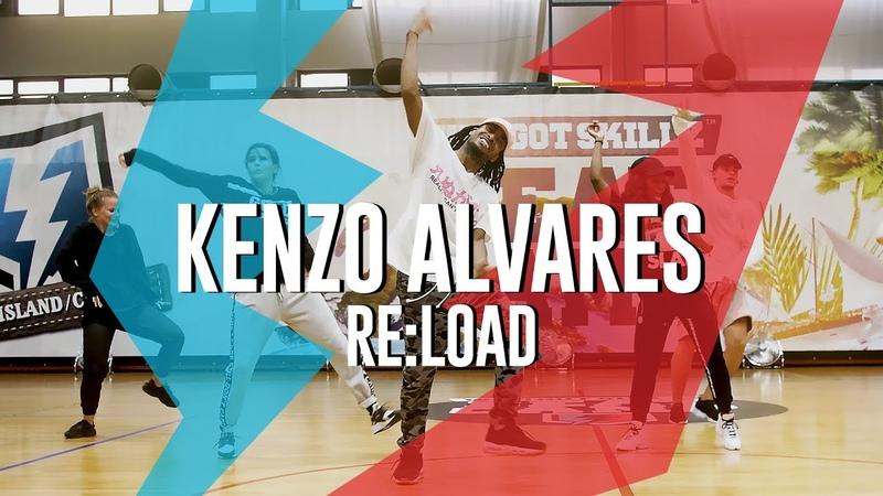 Kenzo Alvares I ReLoad I WhoGotSkillz Beat Camp 2017   Danceproject.info
