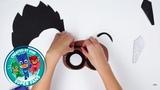 DIY Halloween Costume for PJ Masks villain ROMEO!!